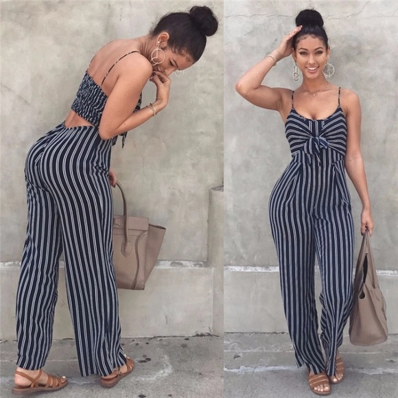 ebc64c8d782 Plus size women s 2018 jumpsuit summer fall women
